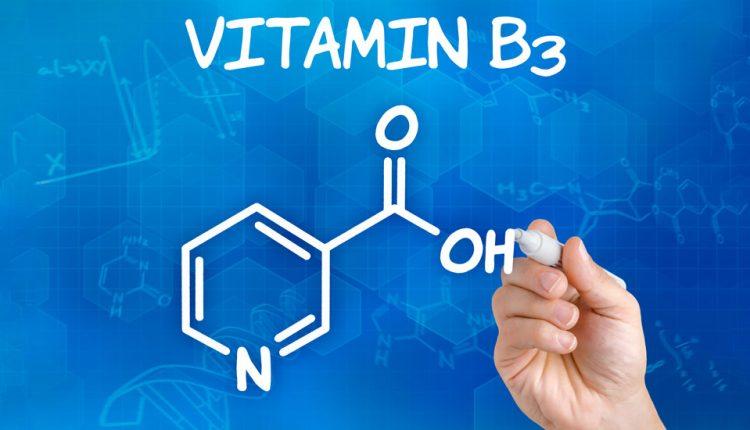 ویتامین b3 یا نیاسین